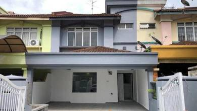 2 Storey Terrace House for sale with renovated at Taman Sri Perdana