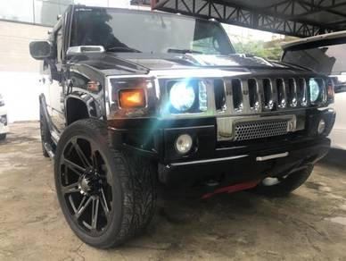 2013 Hummer H2 SUV 6.0L (A)SUNROOF JAPAN SPEC