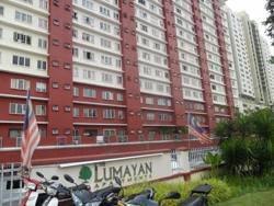 (end lot) lumayan apartment permaisuri,cheras, near hukm