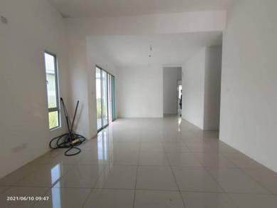 Lourve Resident Gated & Guard 1storey Semi D Bandar Puteri Jaya