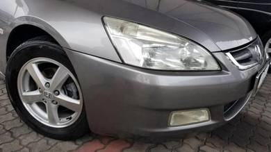 Honda ACCORD 2.0 I-Vtec (A) 1 Owner Comfired