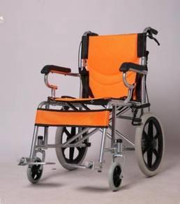 Wheelchair travel kerusi roda ringan NEW 11kg