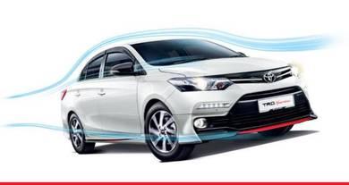 2018 Toyota Vios 1.5 (A)