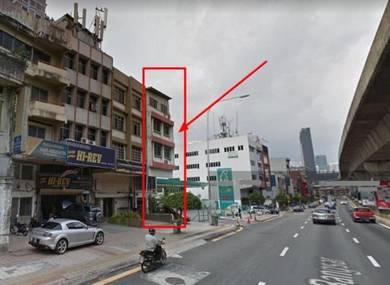 【SUPER DEALS! 3 M(49%) Below】3 1/2 Sty Corner Shop Jln Bangsar, KL