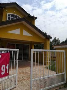 FREEHOLD | Terrace House Taman Bukit Rahman Putra Jalan 6/6, Sg Buloh