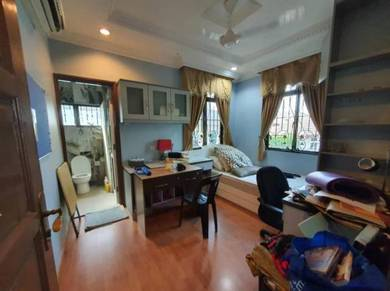 Bungalow house for sale bandar tun hussein onn, cheras