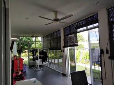 Freehold 2 Storey (65 x 110) Bungalow Jade Hills Kajang