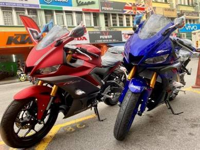 Yamaha R250 ( New Model 2019 ) Free Apply