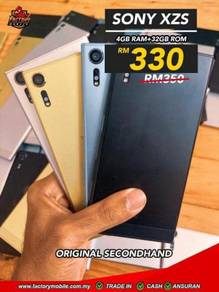 PROMOSI Original Sony XZSs [4+32GB] Snapdragon 820