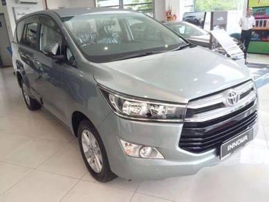 2018 Toyota INNOVA 2.0 E (A)
