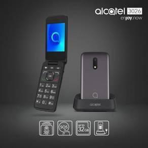 Alcatel 3026 (KEYPAD PHONE) MYset - JUALAN