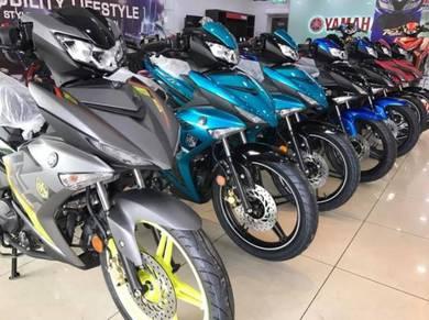 Yamaha Y15ZR ~ Khm Kian Huat ~ Yamaha Star Centre