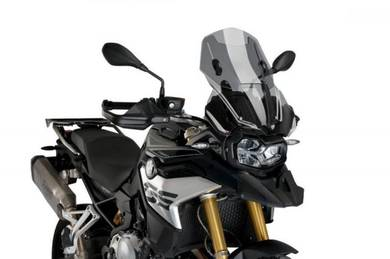 PUIG Adjustable Touring Windscreen BMW F850GS