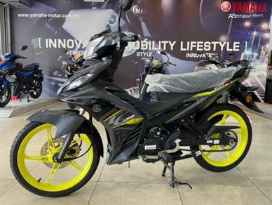Yamaha 135LC INTERCHANGE ~ VGL 4764