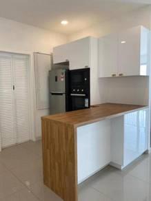 Tuan Residency Jln Kuching Kepong Partial Furnished for Rent