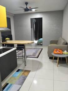 Ampang Liberty Arc 1R1B Fully Furnished for Rent