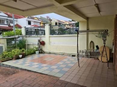 22X75 SQFT AREA | Terrace House Taman Bukit Rahman Putra, Sg Buloh