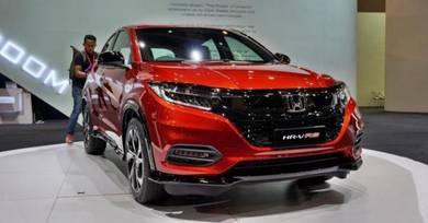 2020 Honda HR-V V 1.8L DISCOUNT KUAT KUAT
