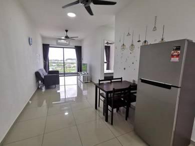 Riverside Residence Condo / 955 sf ft / Kepayan / Penampang / Airport