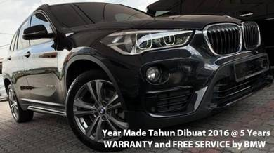 BMW X1 2.0 Petrol Facelift under WARRANTY AB