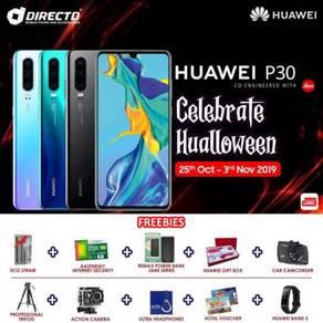 HUAWEI P30 (8GB RAM)ORI + PROMOSI + 10 HADIAH😱