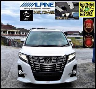 Toyota ALPHARD 2.5 SC SA S X G EL VL RL