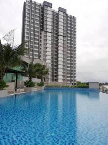 Booking Rm200 get 100k cash back freehold top of the hill Condo ipoh