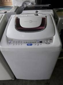 9kg Machine Toshiba Washer Mesin Basuh Washing Top