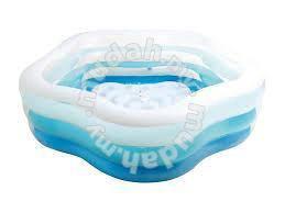 Swimming pool medium size