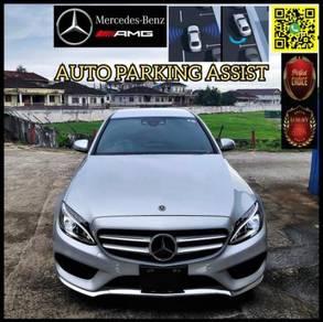 2017 Mercedes Benz C180 AMG AUTO PARKING ASSIST
