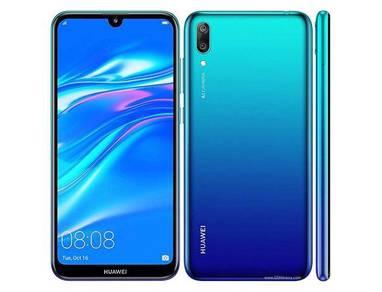 Huawei Y7 Pro (3GB RAM | 32GB ROM) + 2 Hadioh