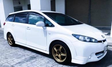 2011 Toyota WISH 2.0 TRD (A) SUNROOF 1 OWNER FULL