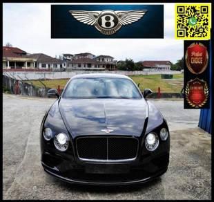 2017 Bentley CONTINENTAL 4.0 GT V8S (A)
