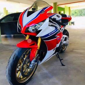 New Honda Cbr1000rr Motorcycles For Sale In Malaysia Mudahmy