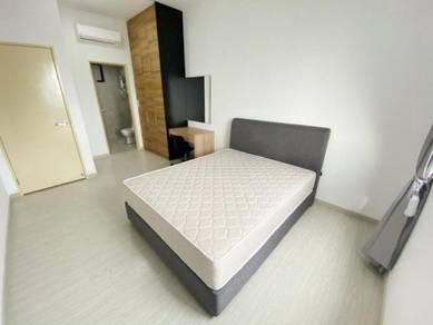 [ Room For Rent ] Linked LRT , The Hamilton Wangsa Maju , KL