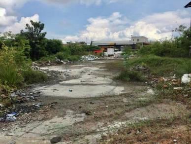 Industry Land For Sale Taman Iks MJ Malim Jaya , Bachang Melaka