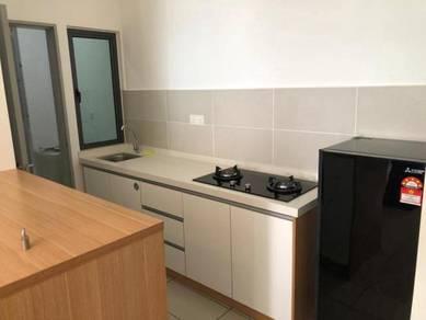 (Sewa Satu Rumah) fully Sri Ixora Apartment Kajang