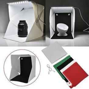 Portable Folding Mini Studio USB LED Light Box