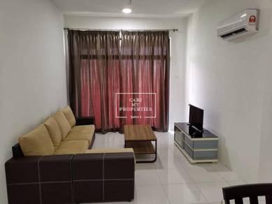 Fully Furnished - To Let - Oasis Condominium, Ipoh, Perak