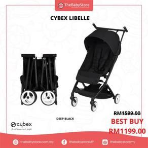 Cybex libelle stroller - deep black