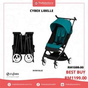 Cybex libelle stroller - river blue