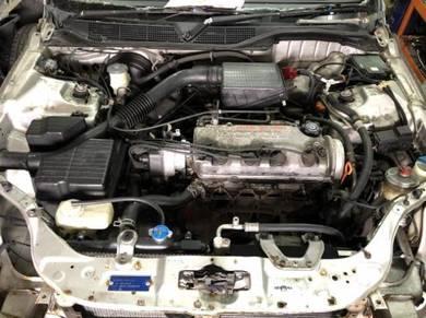Honda ej ek ek3 halfcut Engine d15b zc mf d16a eg