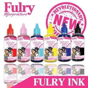 Fulry Ink Pigment (CMYK,LC,LM)