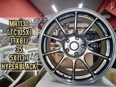 New rim 17 Inch TC105X MK7 MK4 Scirocco FD FC FB
