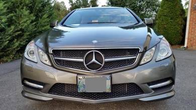 Mercedes Benz E Class Coupe W207 AMG Grille ABS