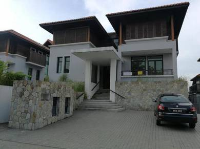 Triple (3) Sty Bungalow Corner Primo Bukit Jelutong The Enclave