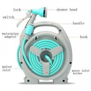 44Ft Portable Garden Car Water Hose Foam Sprayer