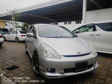 2005 Toyota WISH 1.8 TYPE S (A)