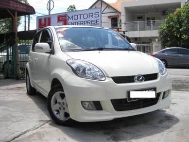 /2012 Perodua MYVI 1.3 EZi (A) Facelift Lady Owner
