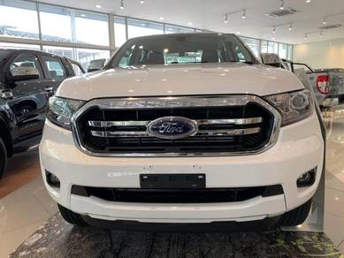 [Clearance Stock] Ford Ranger 2.0 XLT    2018 WHITE